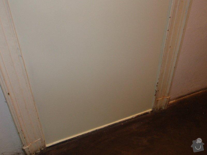 Výroba kancelářského nábytku + SDK příčka: P7012374