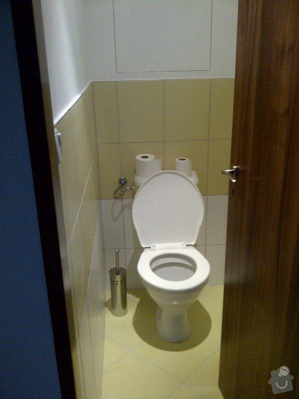 Rekonstrukce bytového jádra + kuchyňská linka: IMG-20120703-00038