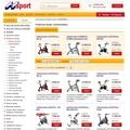 Tvorba e shopu www hsport cz 008 cyklotrenazery posilovaci stroje hsport