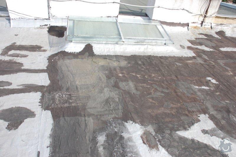 Rekonstrukce ploché střechy: DSC_1988