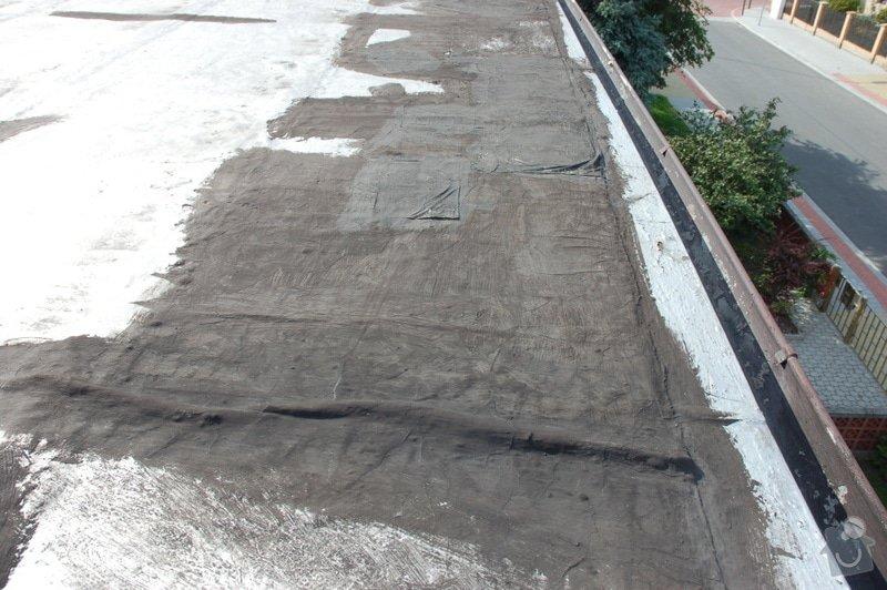 Rekonstrukce ploché střechy: DSC_1982