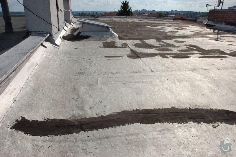 Rekonstrukce ploché střechy: DSC_1983