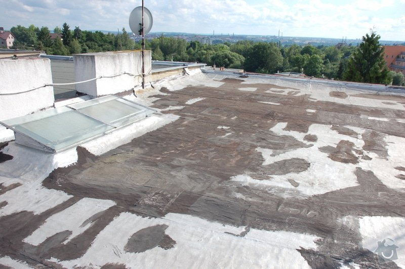 Rekonstrukce ploché střechy: DSC_1984