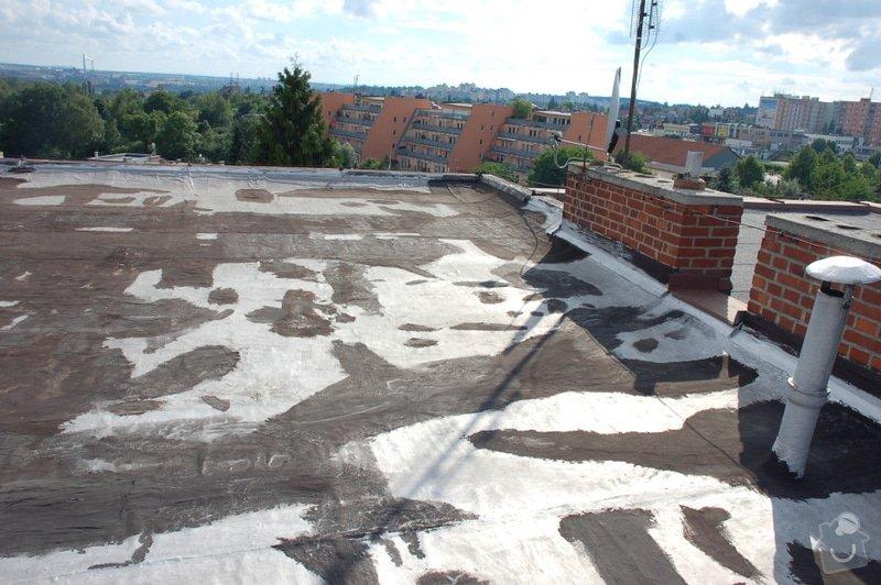 Rekonstrukce ploché střechy: DSC_1985