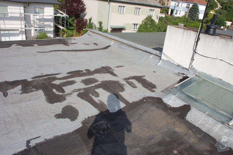 Rekonstrukce ploché střechy: DSC_1986