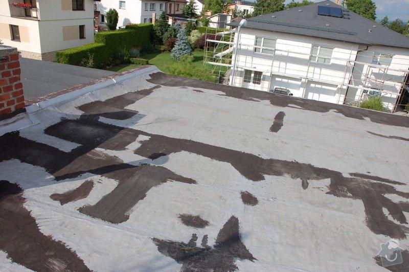 Rekonstrukce ploché střechy: DSC_1987