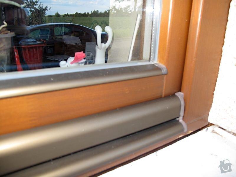 Renovace oken a vchodových dveří po krupobití: IMG_0541
