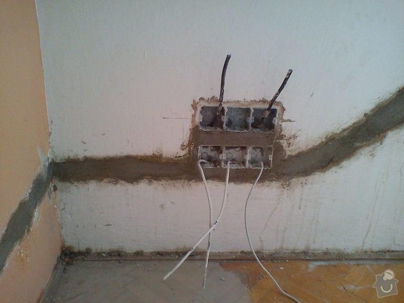 Rekonstrukce elektroinstalace: DSC00742