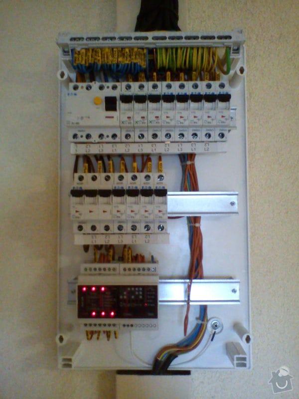 Rekonstrukce elektriky v bytě panelového domu: DSC00649