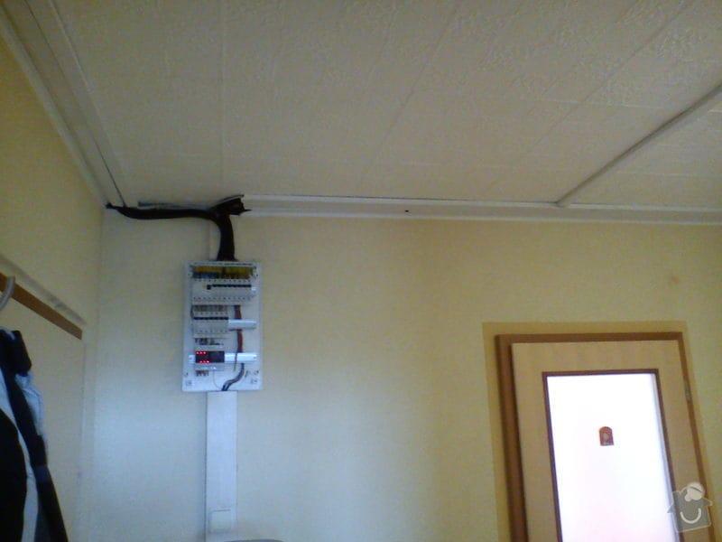 Rekonstrukce elektriky v bytě panelového domu: DSC00650