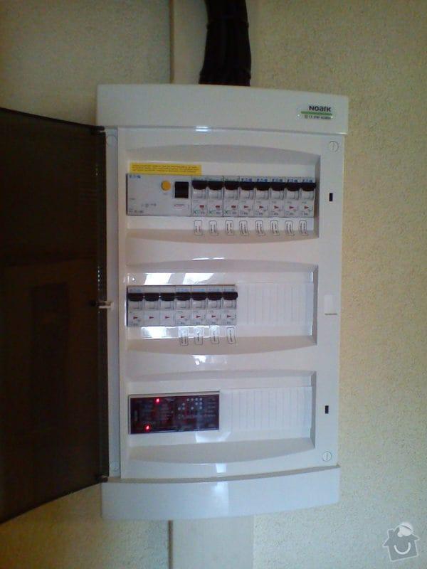 Rekonstrukce elektriky v bytě panelového domu: DSC00651