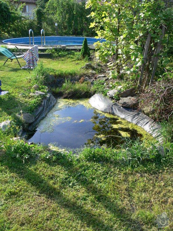 Rekonstrukce zahradního jezírka: Pred_rekonstrukci