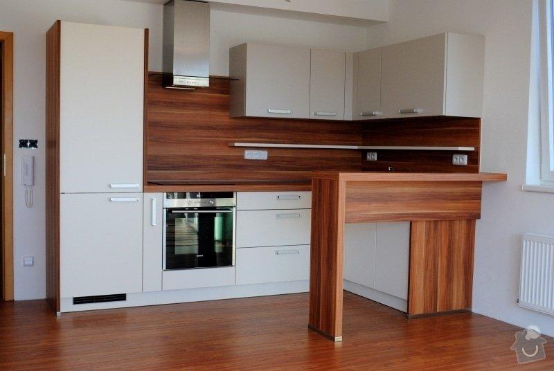 Kuchyně Nolte matný lak: DSC_0272