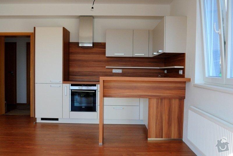 Kuchyně Nolte matný lak: DSC_0274