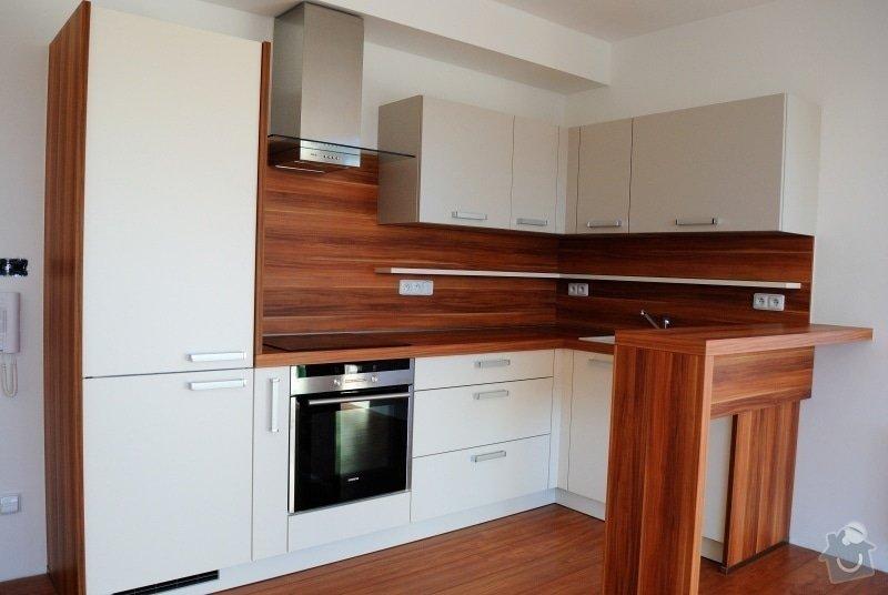 Kuchyně Nolte matný lak: DSC_0276