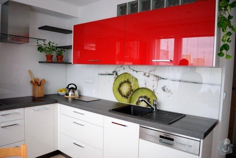 Kuchyně Nolte do bytu pro mladý manželský pár: DSC_0160