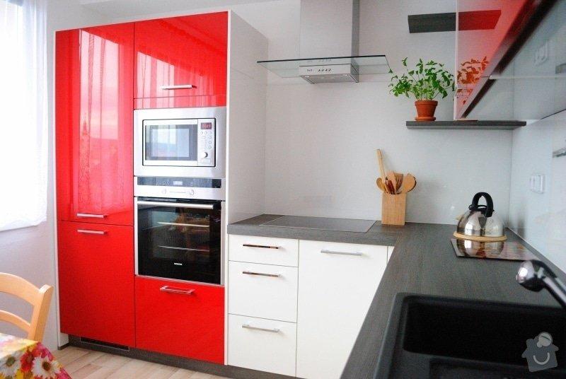 Kuchyně Nolte do bytu pro mladý manželský pár: DSC_0161