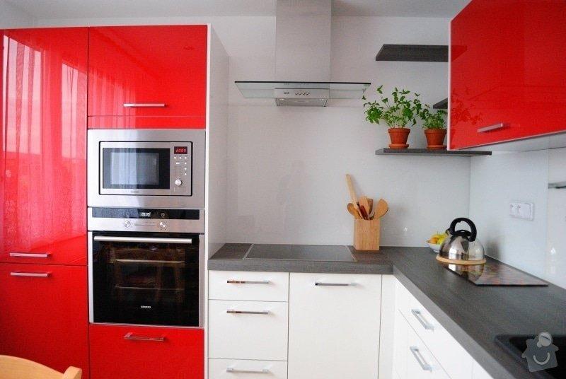 Kuchyně Nolte do bytu pro mladý manželský pár: DSC_0162