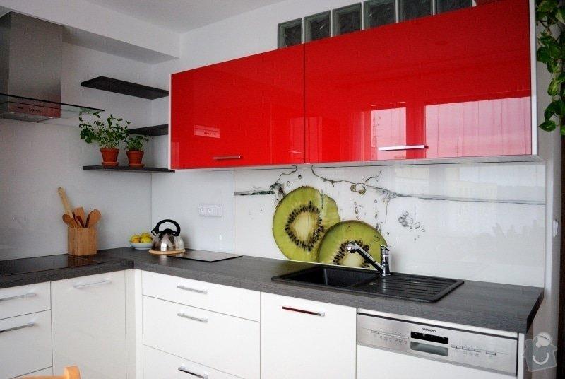Kuchyně Nolte do bytu pro mladý manželský pár: DSC_0163