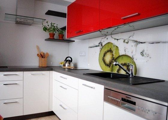 Kuchyně Nolte do bytu pro mladý manželský pár