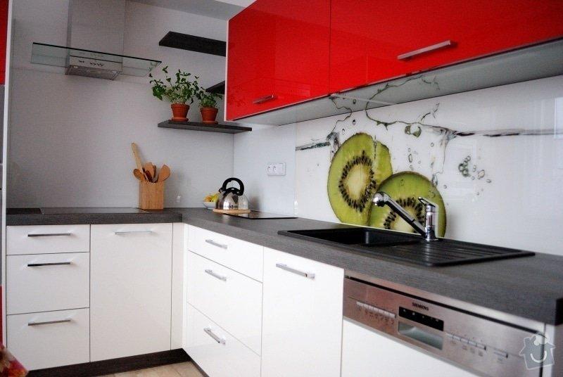 Kuchyně Nolte do bytu pro mladý manželský pár: DSC_0164