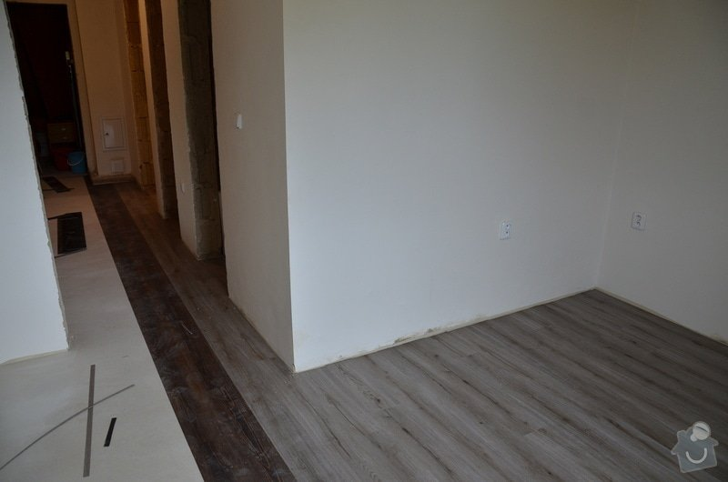 Pokládka vinylové podlahy: DSC_8850