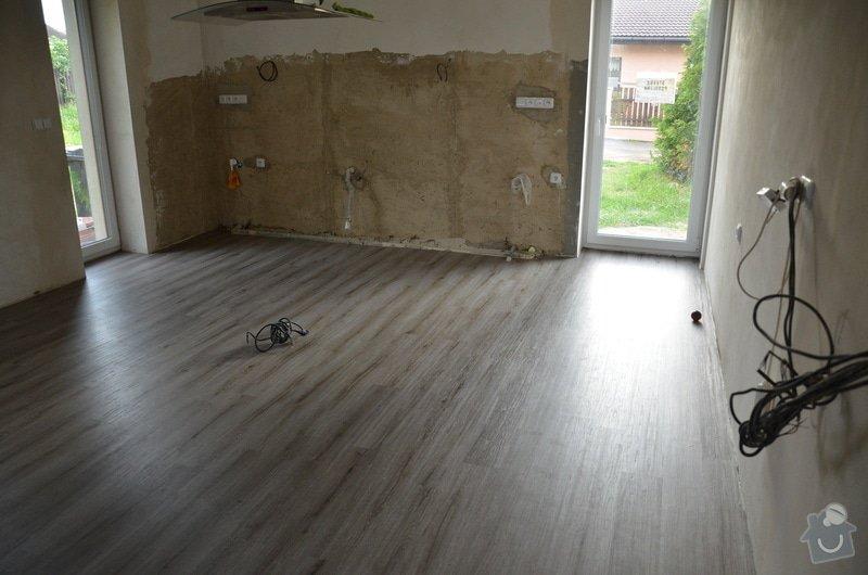 Pokládka vinylové podlahy: DSC_8887