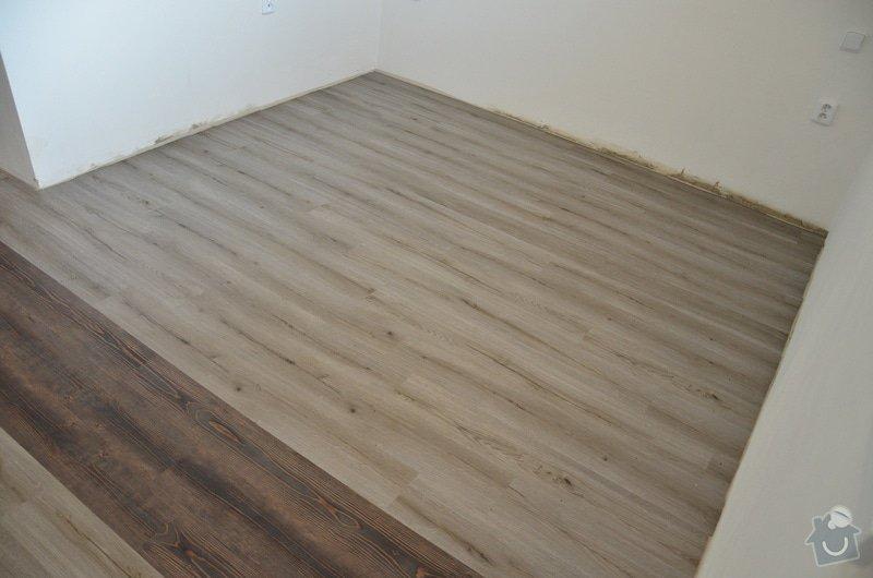 Pokládka vinylové podlahy: DSC_8867