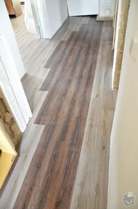 Pokládka vinylové podlahy: DSC_2173