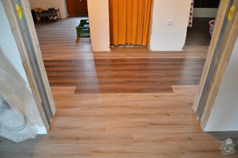Pokládka vinylové podlahy: DSC_2175