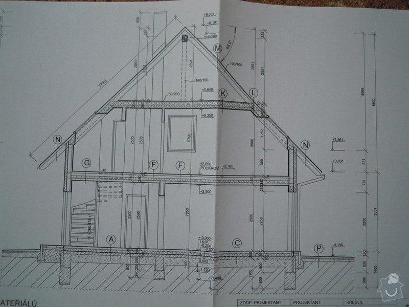 Základovou desku na dům: DSCN0865
