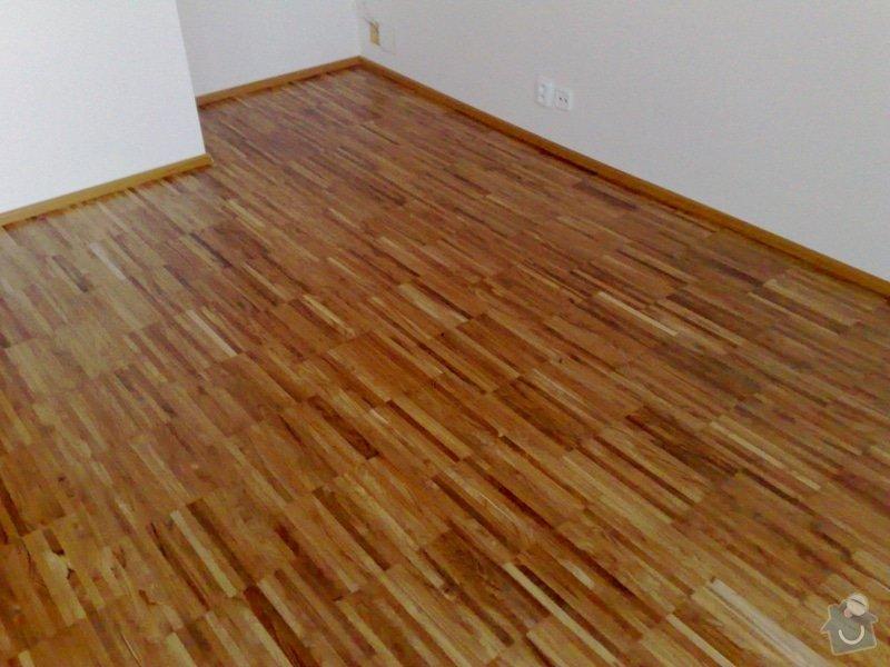 Dodávka a montáž teekových podlah: 14032008064
