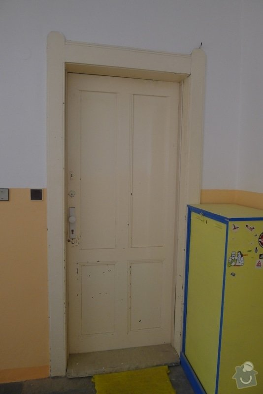 Renovace dveří - 6 ks: dvere