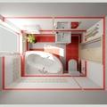 Kompletni realizace 2 koupelen v novostavbe drevostavby rd viz edc rezlerova 1.05 ver7 1