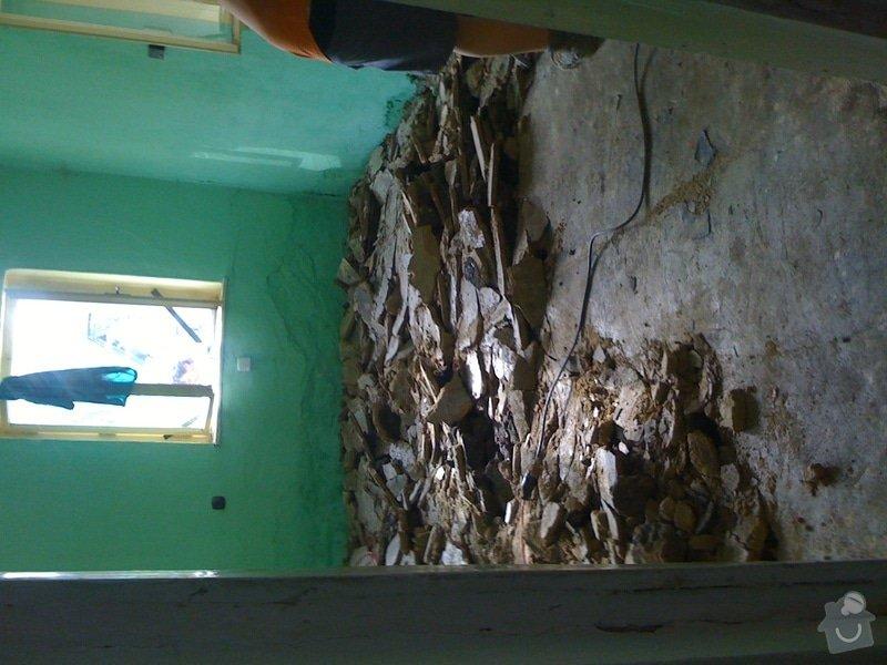 Vybourání podlah, zhotovení nových a položení kanalizace: IMG_0789