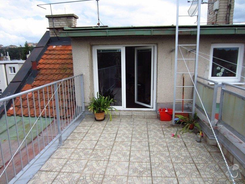 Oprava terasy 14 m2, oplechování: IMG_0620