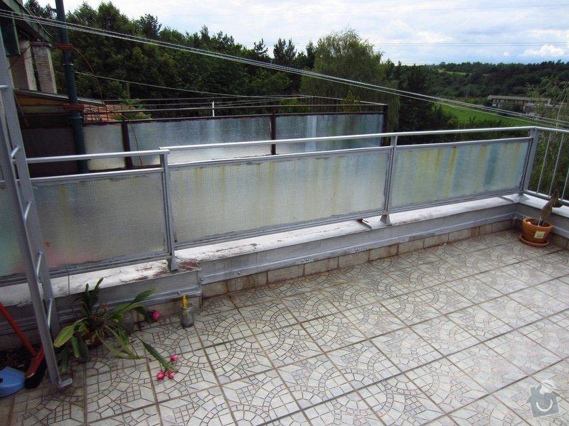 Oprava terasy 14 m2, oplechování: IMG_0621