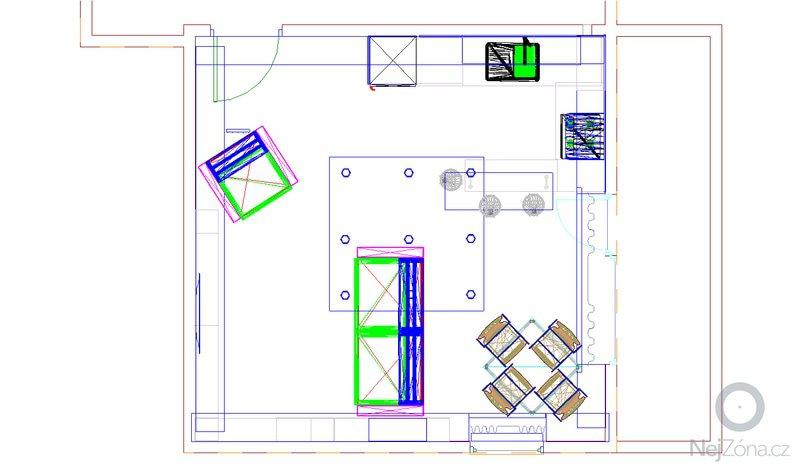 Realizace podhledu (obyvak, koupelna a chodba): 0_planek