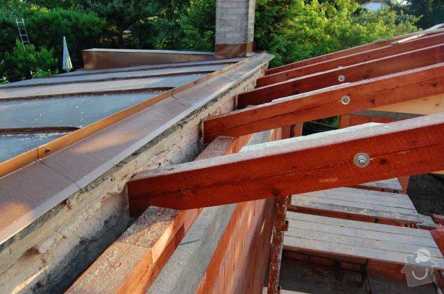 Zhotovení nové sedlové střechy na přístavek – rozměr střechy včetně přesahů cca 8,65 x 5,4m: strecha_12