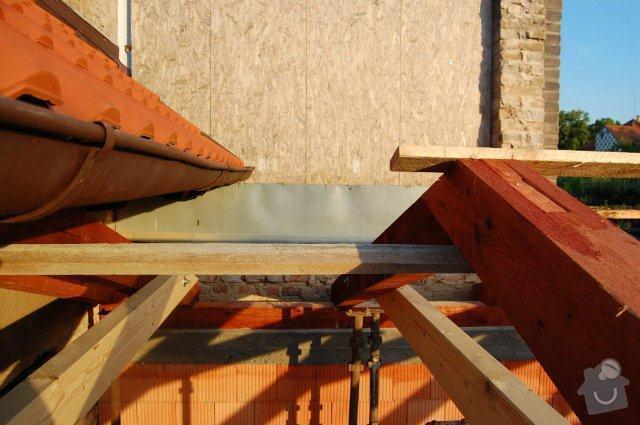 Zhotovení nové sedlové střechy na přístavek – rozměr střechy včetně přesahů cca 8,65 x 5,4m: strecha_19