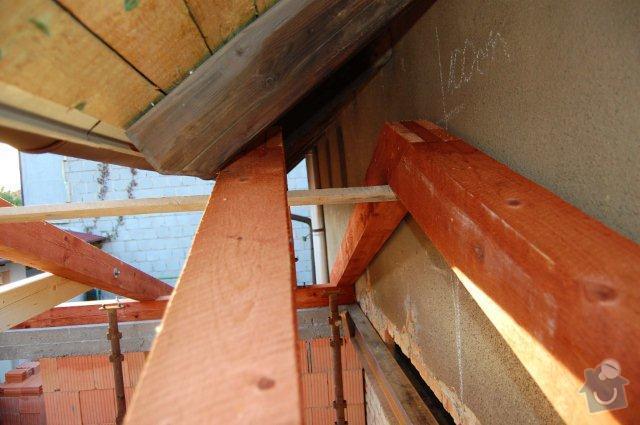 Zhotovení nové sedlové střechy na přístavek – rozměr střechy včetně přesahů cca 8,65 x 5,4m: strecha_20