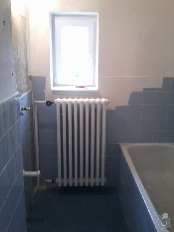 Rekonstrukce koupelny v RD: Fotografie0004