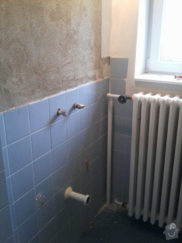 Rekonstrukce koupelny v RD: Fotografie0005