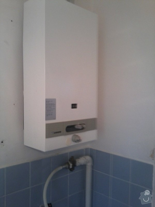 Rekonstrukce koupelny v RD: Fotografie0009