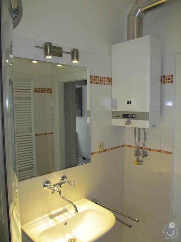 Rekonstrukce koupelny v RD: IMG_0009