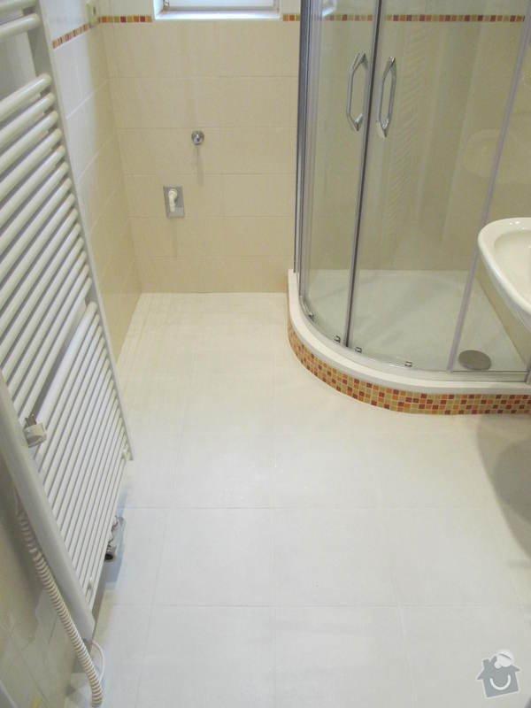 Rekonstrukce koupelny v RD: IMG_0026