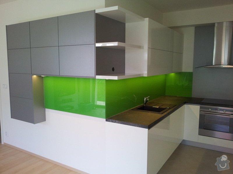 Hi - tech kuchyňská linka: 20120718_122447