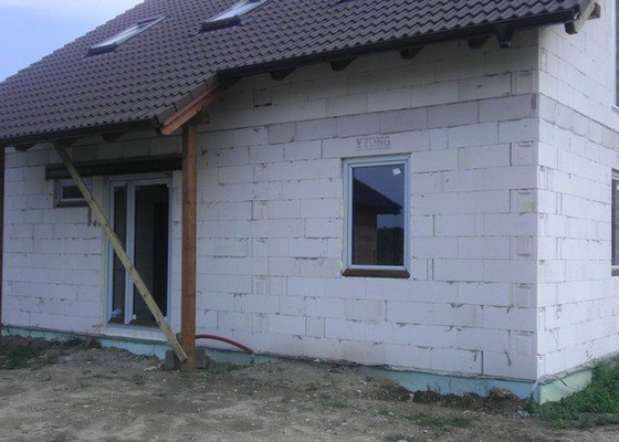 Dodávka a následná montáž oken