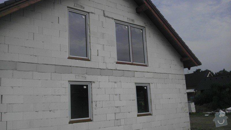 Dodávka a následná montáž oken: IMAG0261