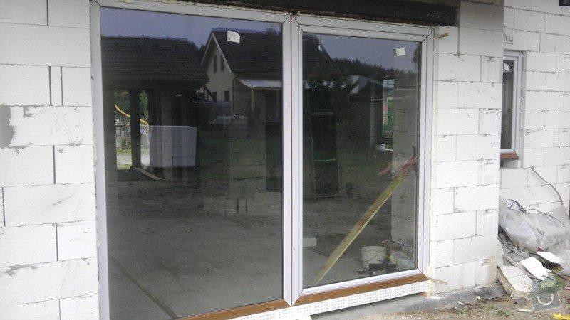 Dodávka a následná montáž oken: IMAG0262